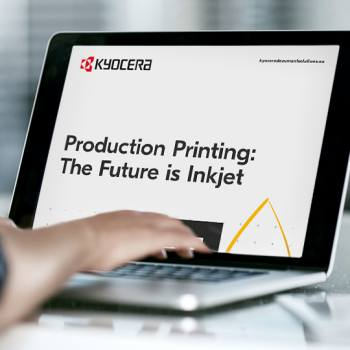 Production Printing: The Future is Inkjet