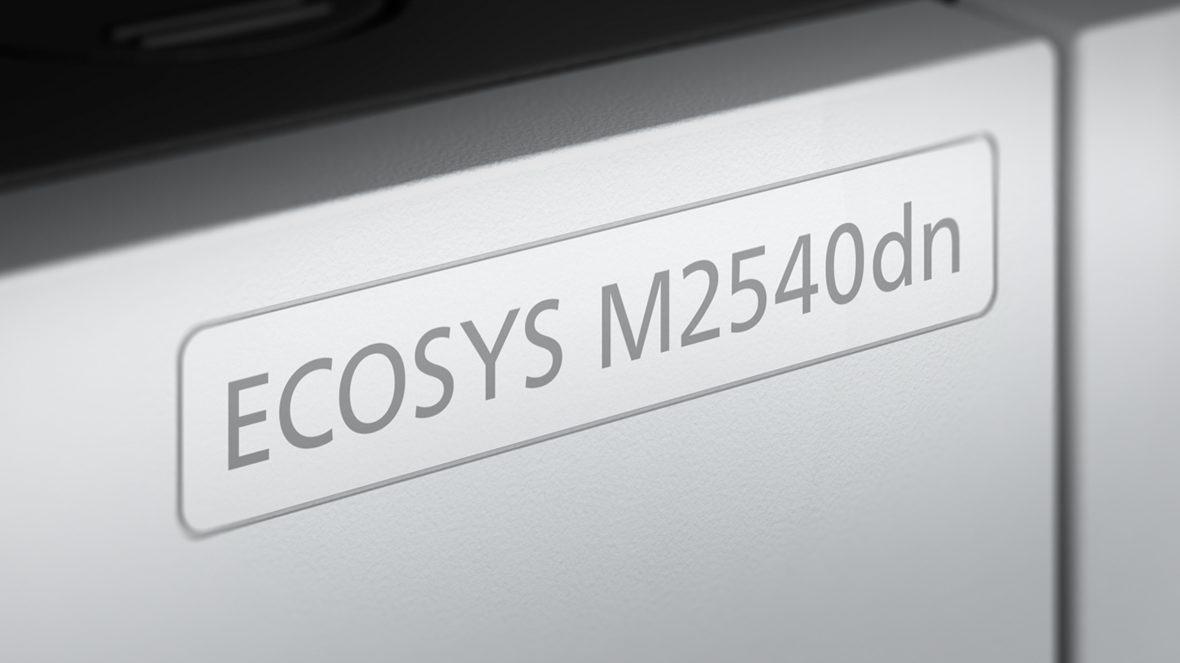 Kyocera Ecosys M2540dn Impresora l/áser Multifuncional Color y B//N Mobile Print